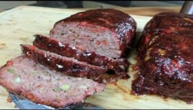 RecTec Grill: Smoked BBQ Meatloaf Recipe