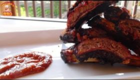 Center Cut Beef Ribs with Apple City BBQ Sauce recipe