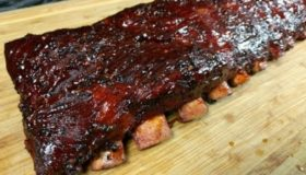 MothersBBQ | How to: Code Red Baby Back Ribs Recipe