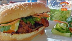 Pork Recipe | How to make a Korean Style Pork Tenderloin Sandwich