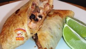 Chimichanga | How to make Healthy and Delicious Chicken Chimichanga Recipe