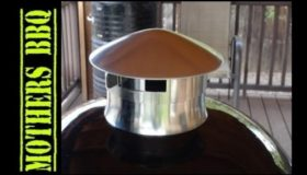 Smokeware Stainless Steel Chimney Cap – Product Review.