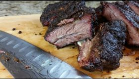 Smoked Beef Ribs Recipe