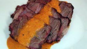 How to Cook a Cowboy Steak with Piri Piri Sauce Recipe