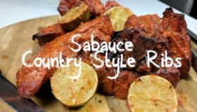 MothersBBQ | Sabauce Handcrafted Marinated Country Style Pork Ribs