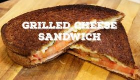 Grilled Cheese Sandwich | With Lomo (Cured Pork Loin)