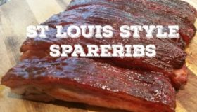Traeger Grills    Smoked St Louis Style Ribs Recipe