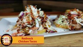Redneck Chicken Tacos | RecTec BullsEye Grill