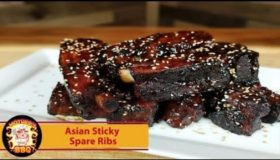 Asian Sticky Spare Rib Recipe